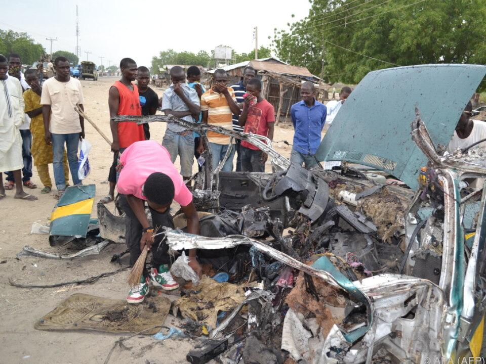 Kein Ende der Gewalt im Norden Nigerias