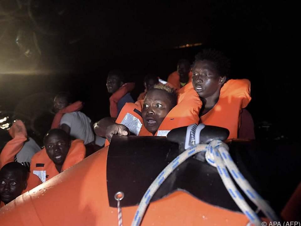 Kein Ende des Flüchtlingsdramas im Mittelmeer