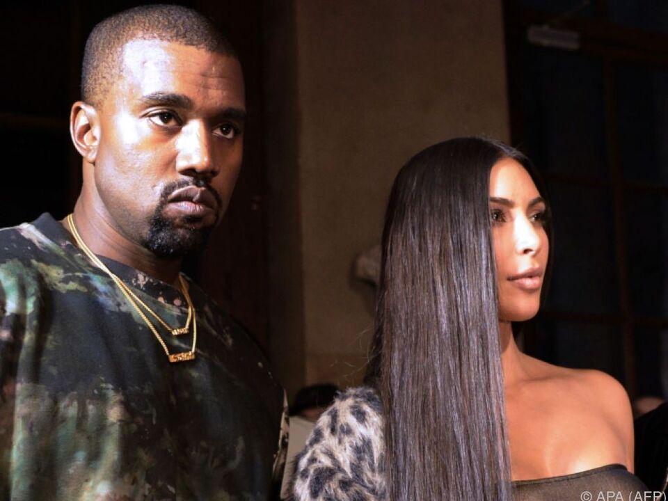 Kim Kardashian muss erst ihre Fassung wieder finden