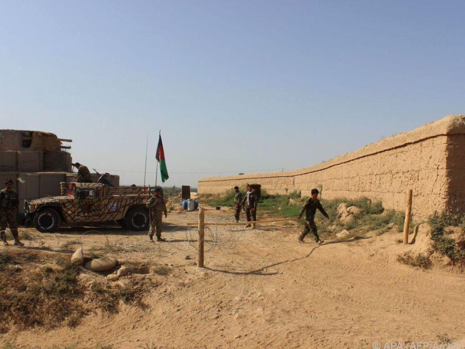 Kunduz wieder umkämpft