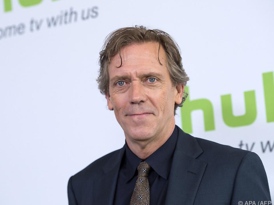 Laurie wird für seine Fernsehverdienste ausgezeichnet