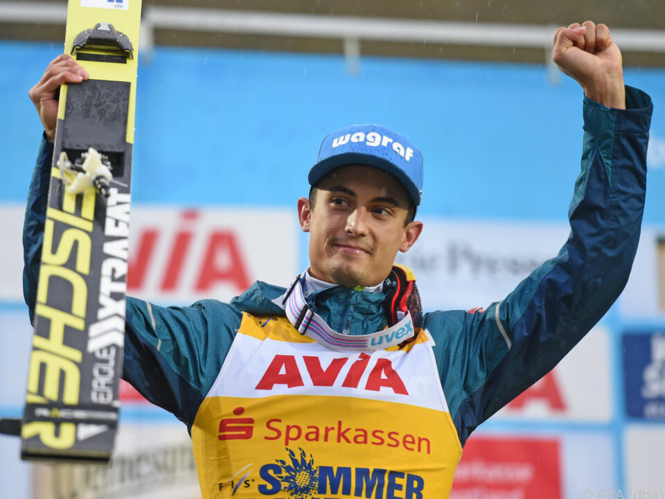 Maciej Kot aus Polen dominierte den Sommer-GP