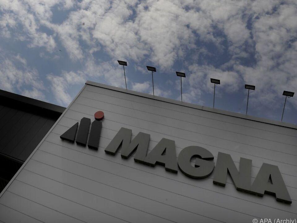 Magna Steyr schweigt