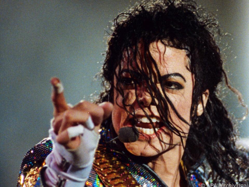 Michael Jackson hat rund 825 Millionen Dollar erwirtschaftet
