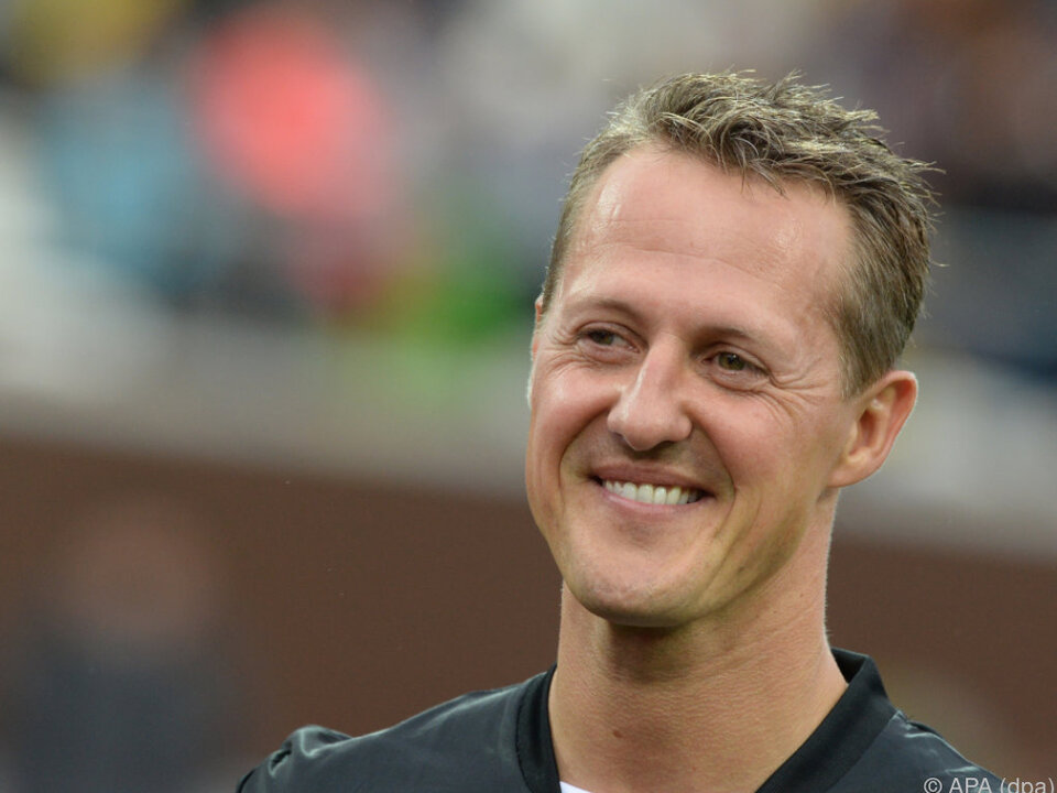 Michael Schumacher nach wie vor von der Öffentlichkeit abgeschirmt