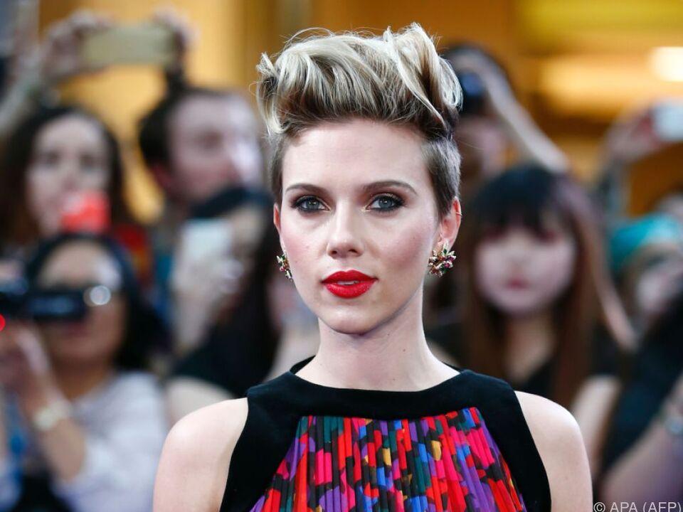 Neue Aufgabe für Scarlett Johansson
