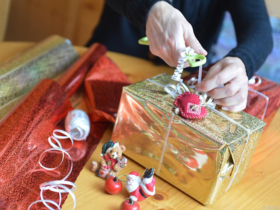 Österreicher kaufen heuer früher ihre Geschenke