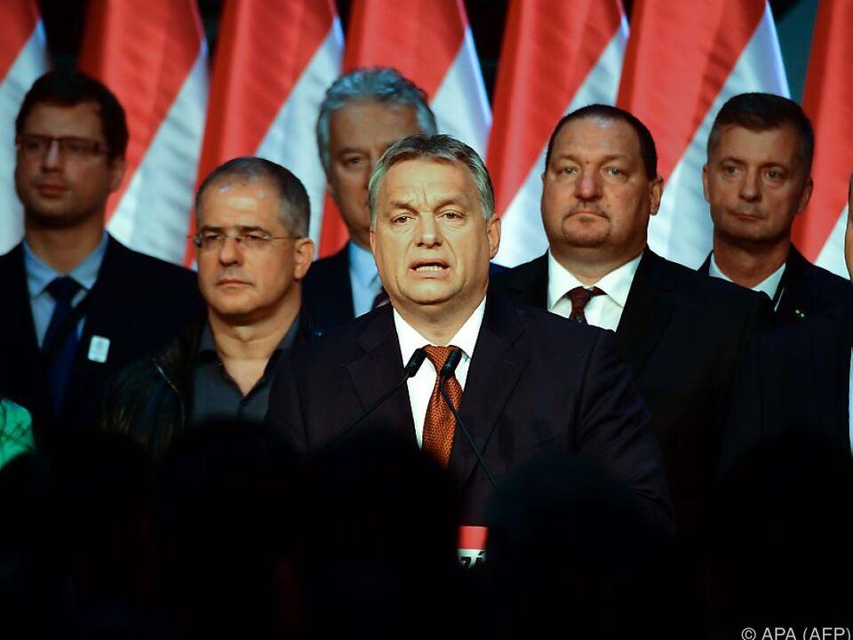 Orban schoss sich politisches Eigentor