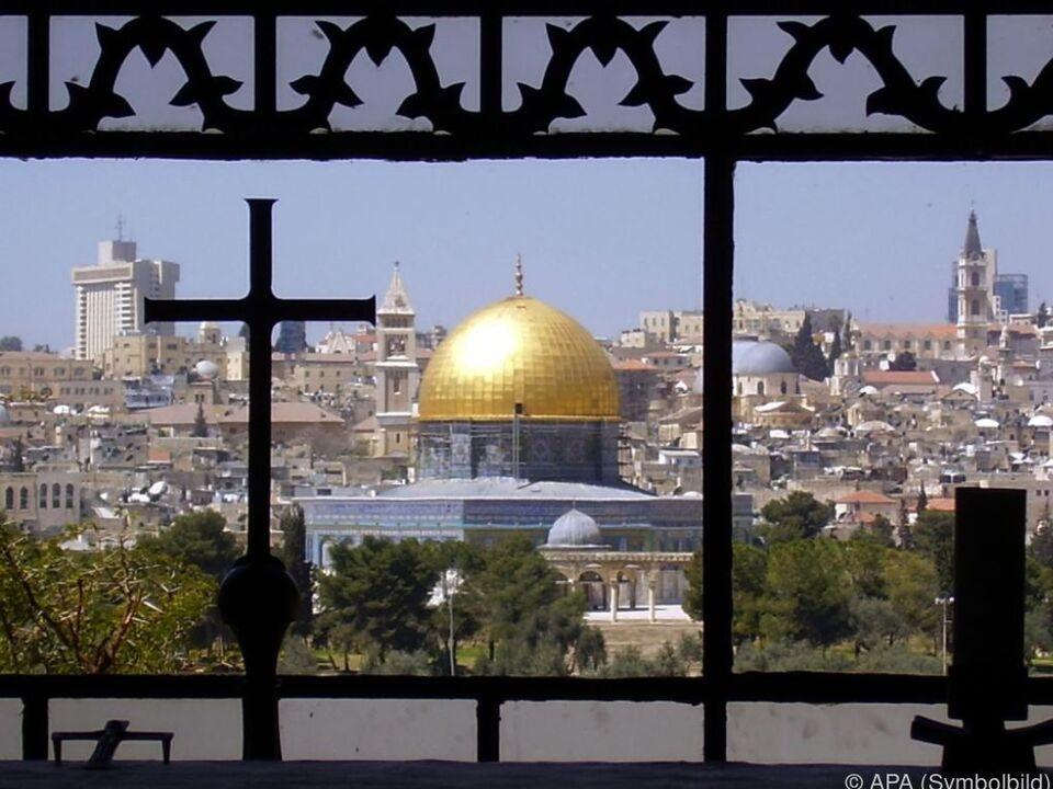 Ost-Jerusalem seit Jahrhunderten umstritten