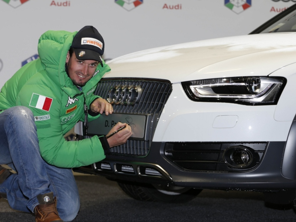 Paris Dominik Skipass Modena Audi