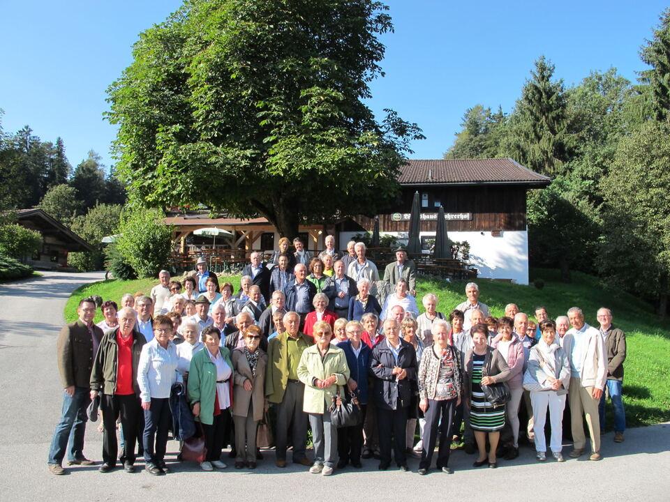 Seniorenausflug 2016 Eisacktal