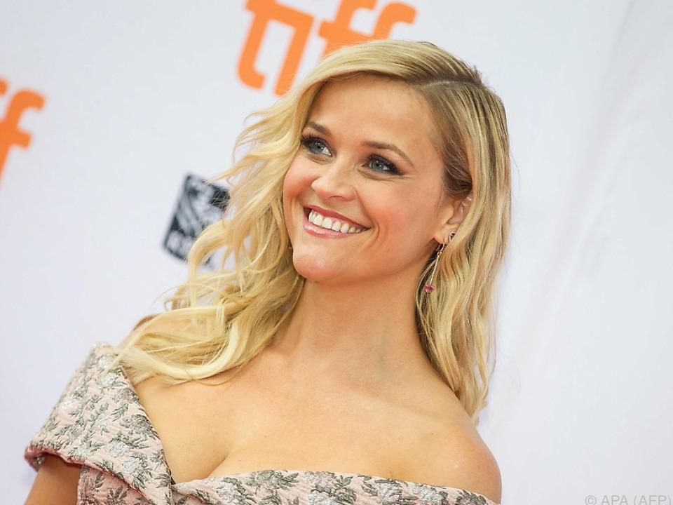 Reese Witherspoon zeigt sich tief betroffen