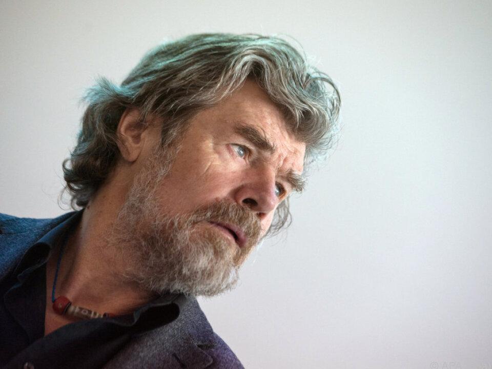 Reinhold Messner: Yeti ist ein Tibet-Bär