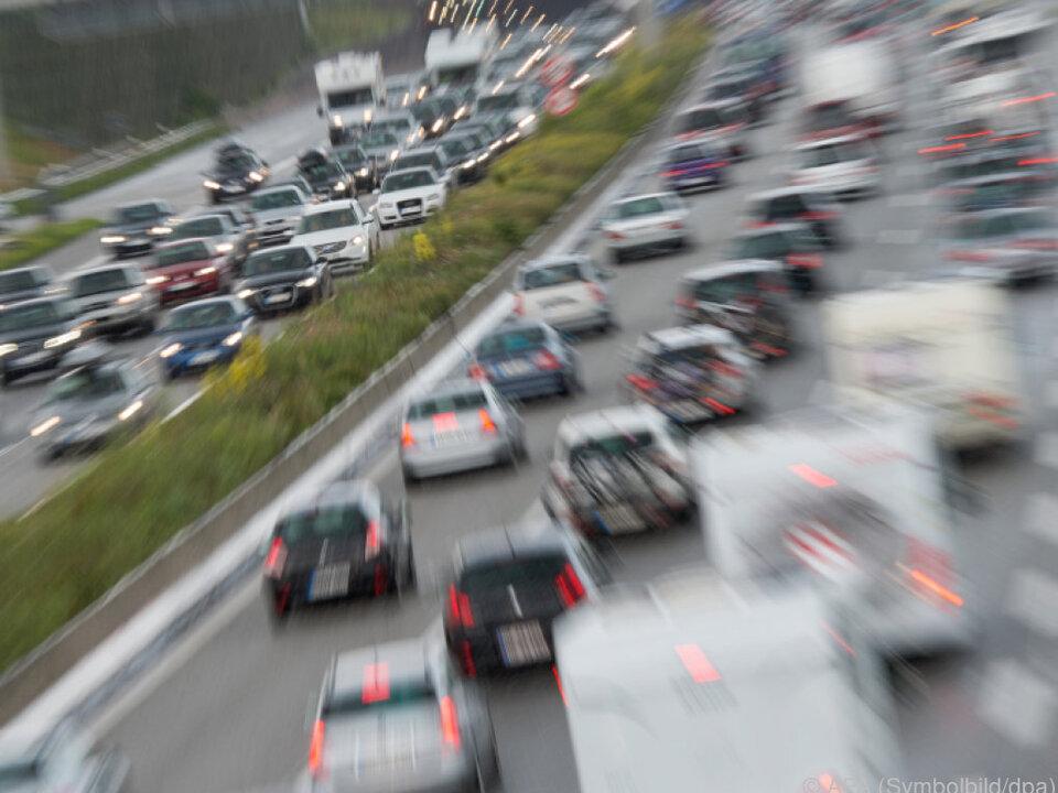 Reiseverkehr: der Stresspegel steigt