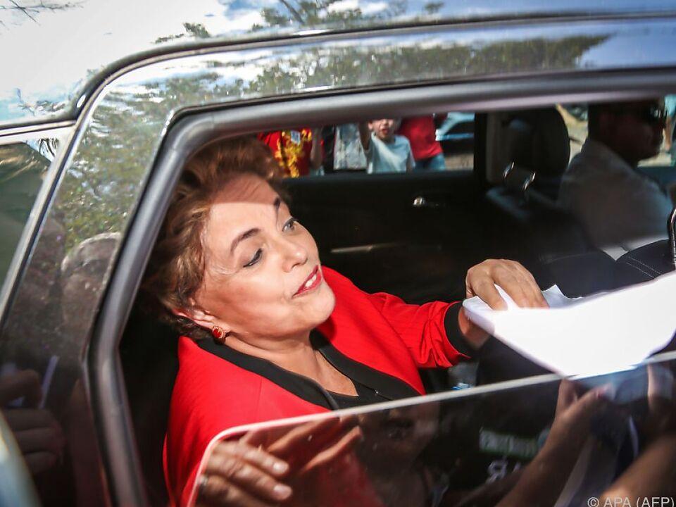 Rousseff-Partei wurde abgestraft
