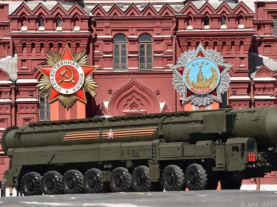 Russland stoppt Vernichtung von atomwaffenfähigen Plutonium