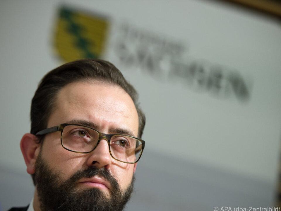 Sachsens Justizminister Gemkow steht in der Kritik