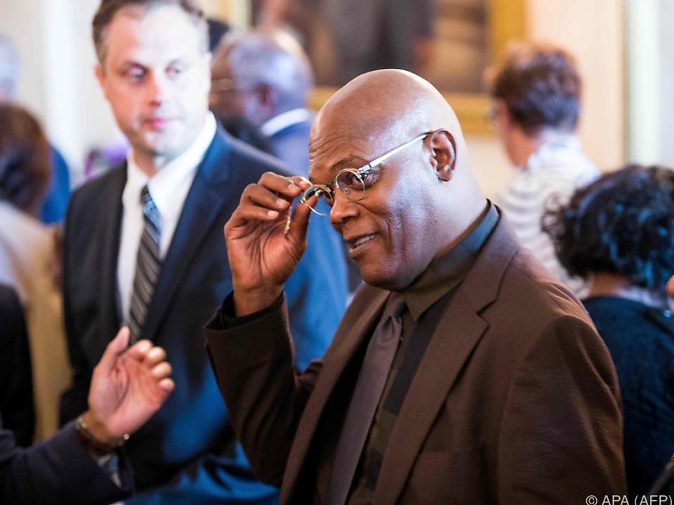 Samuel L. Jackson seit mehr als 40 Jahren verheiratet