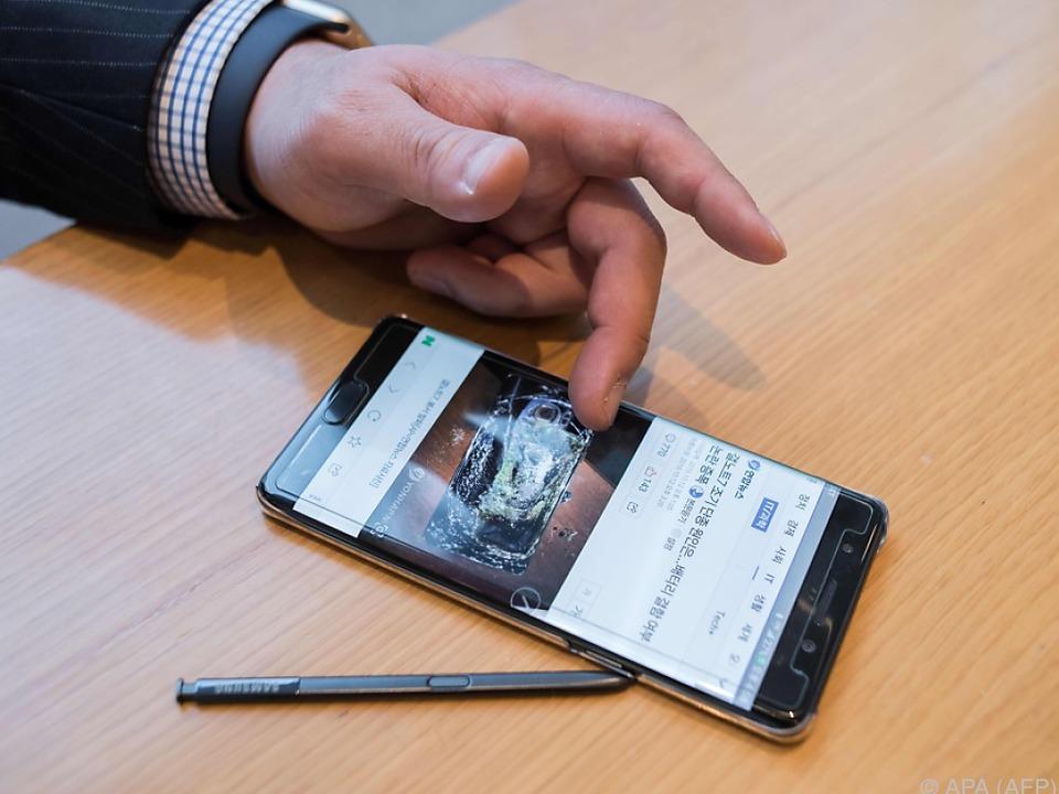 Schaden am Handy, Schaden für Koreas Wirtschaft?