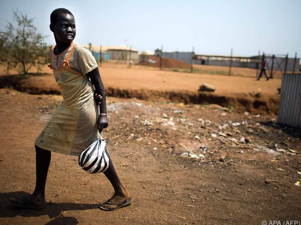 Schlimmste Lage in Afrika südlich der Sahara und im südlichen Asien