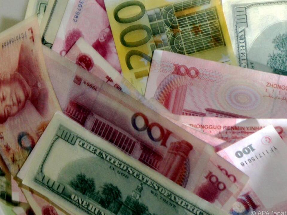 Schulden betragen 225 Prozent der globalen Wirtschaftsleistung