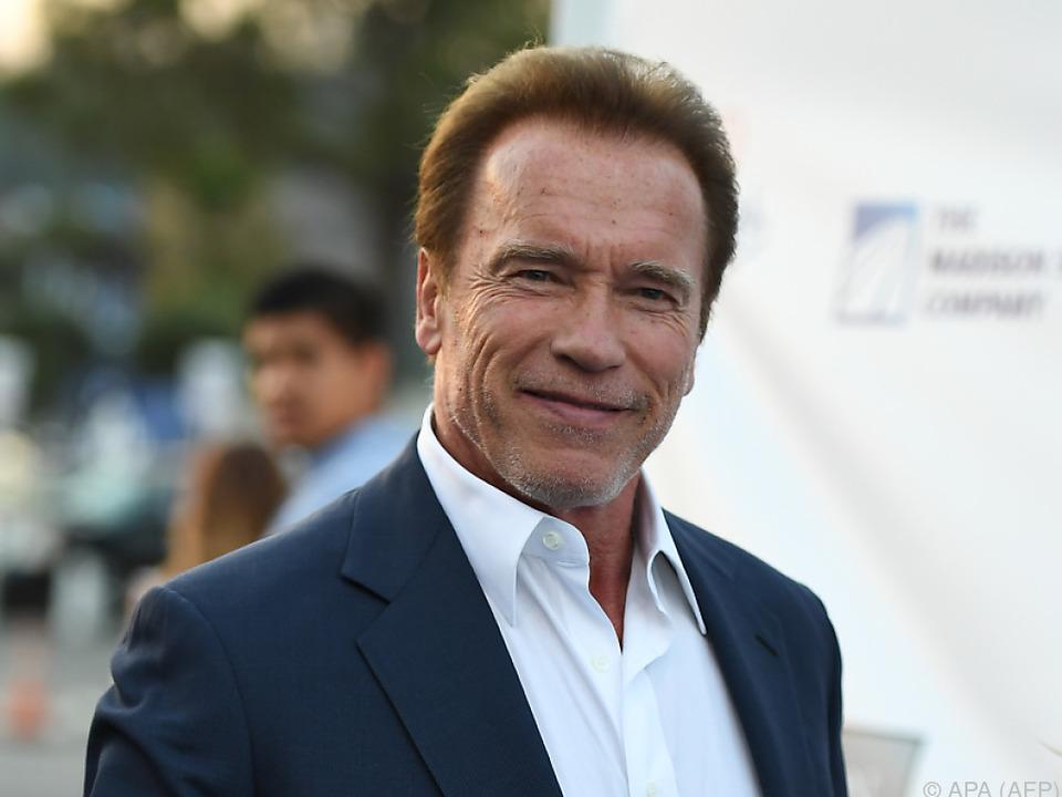 Schwarzenegger gefiel\'s in München gut