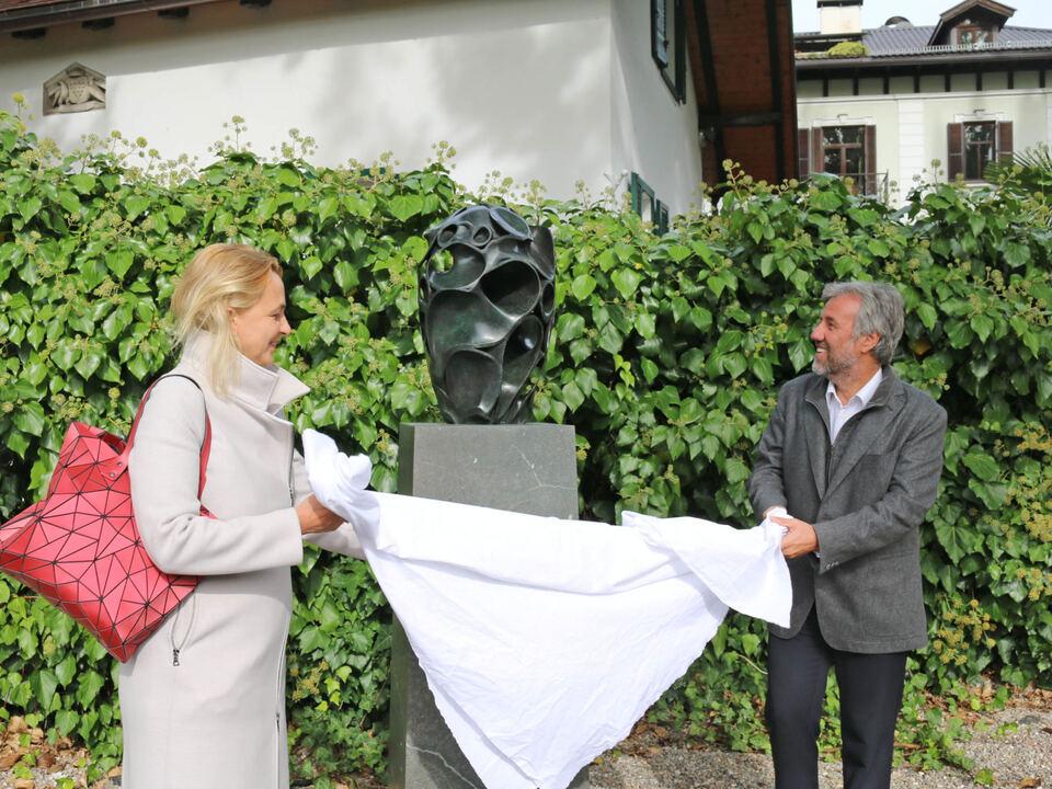 Silvius Magnago  Strohmer und Roesch