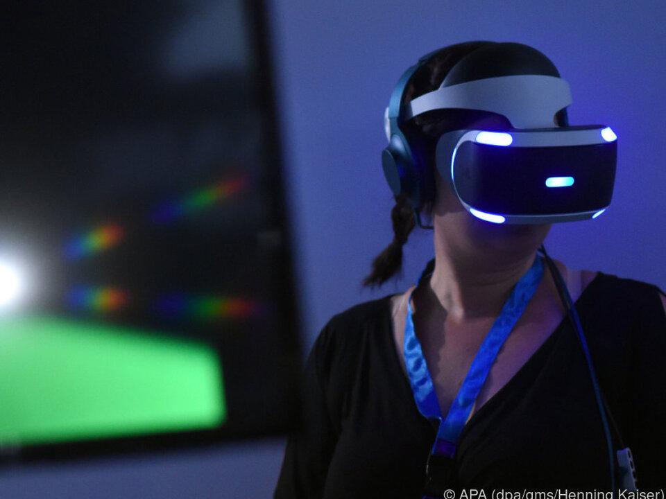 Sonys VR-Brille Playstation VR gibt es nun für rund 400 Euro im Handel