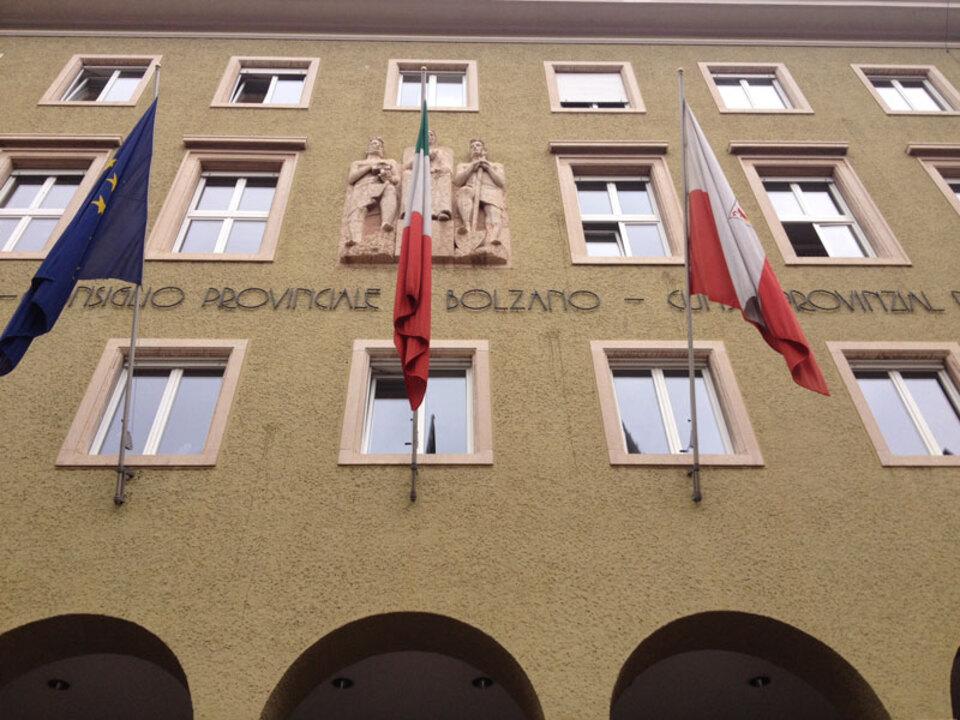 Landtag außen