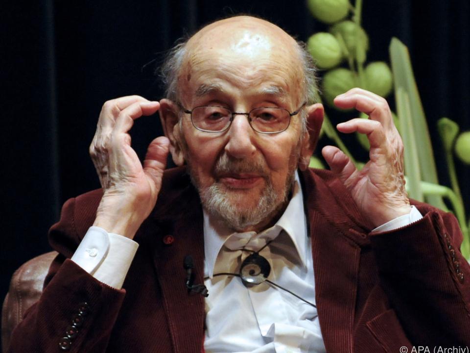 Suschitzky wurde 104 Jahre alt