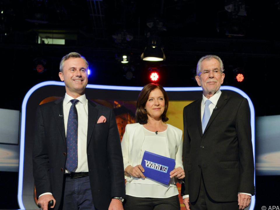 Thurnher hatte zuletzte auch TV-Wahlkonfrontationen geleitet