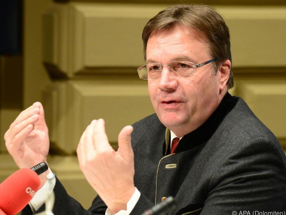 Tiroler Landeshauptmann nicht zufrieden mit Situation der Bundes-ÖVP