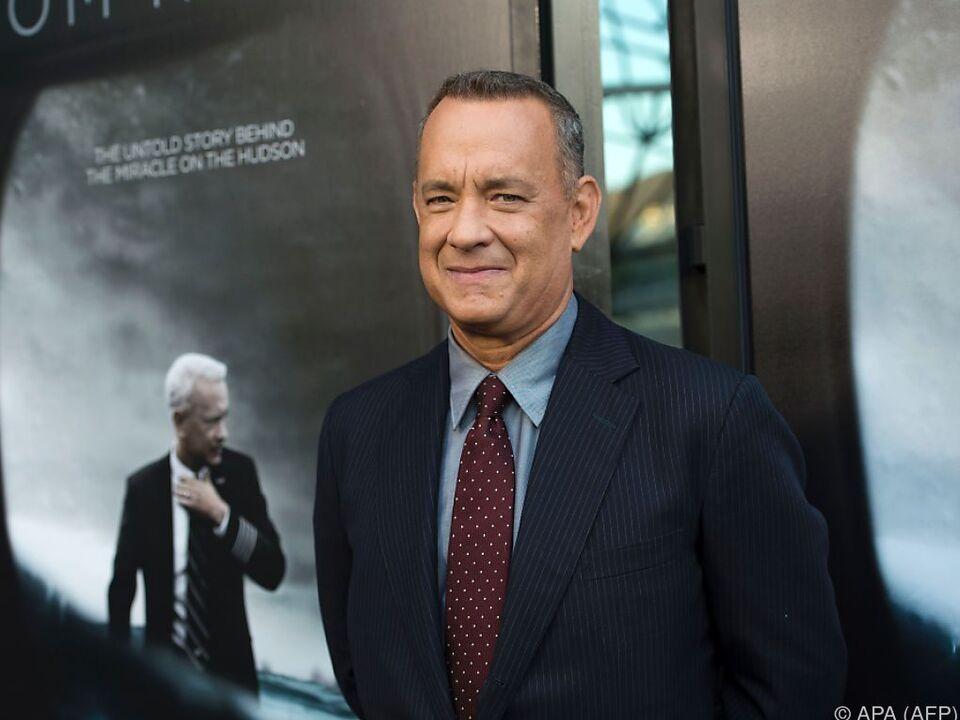 Tom Hanks hat wieder in einer Dan-Brown-Verfilmung mitgespielt
