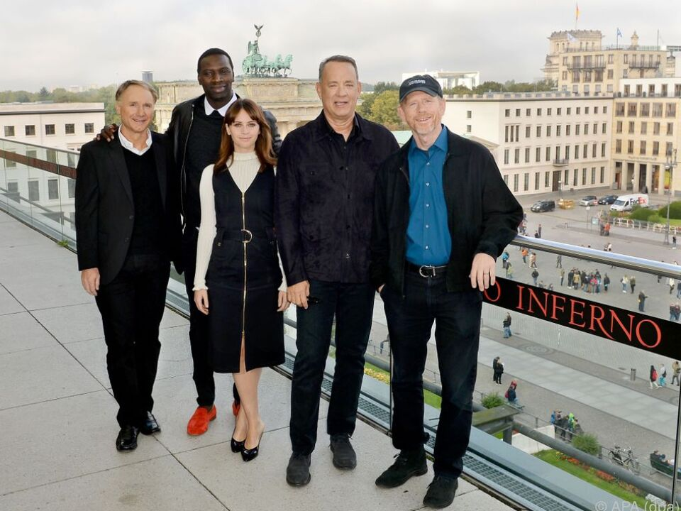 Tom Hanks momentan auf \