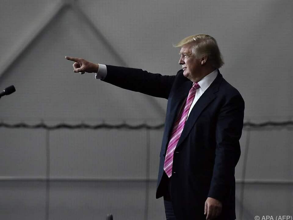 Trump, der Steuervermeider
