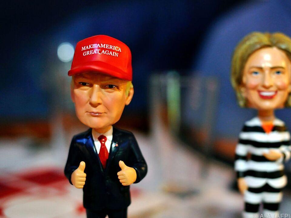 Trump hat offenbar noch genug Kollegen, die ihm den Rücken stärken