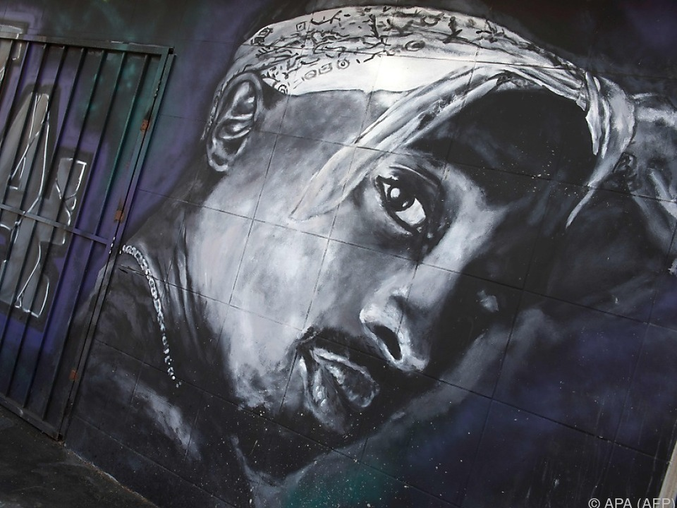 Tupac wurde 1996 erschossen