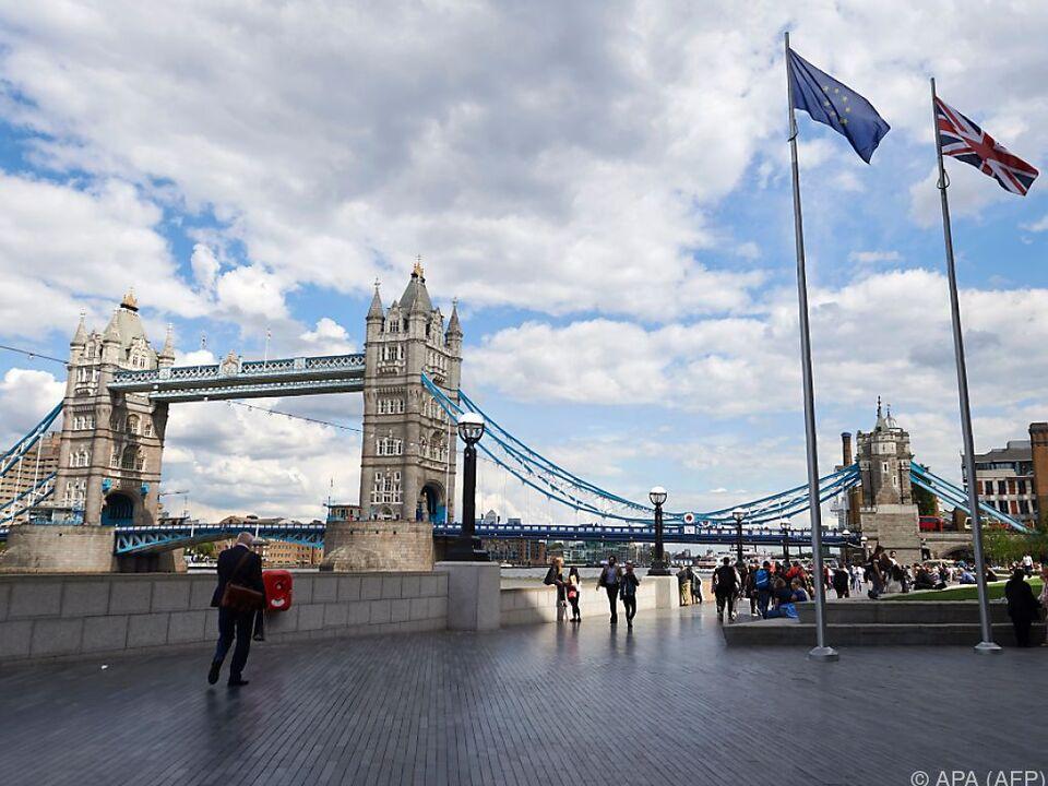 Turbulente Zeiten für britische Wirtschaft