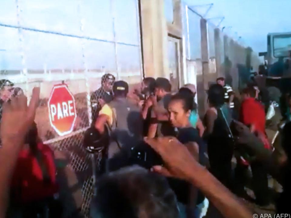 Unruhige Lage in Brasiliens Gefängnissen weiter angeheizt