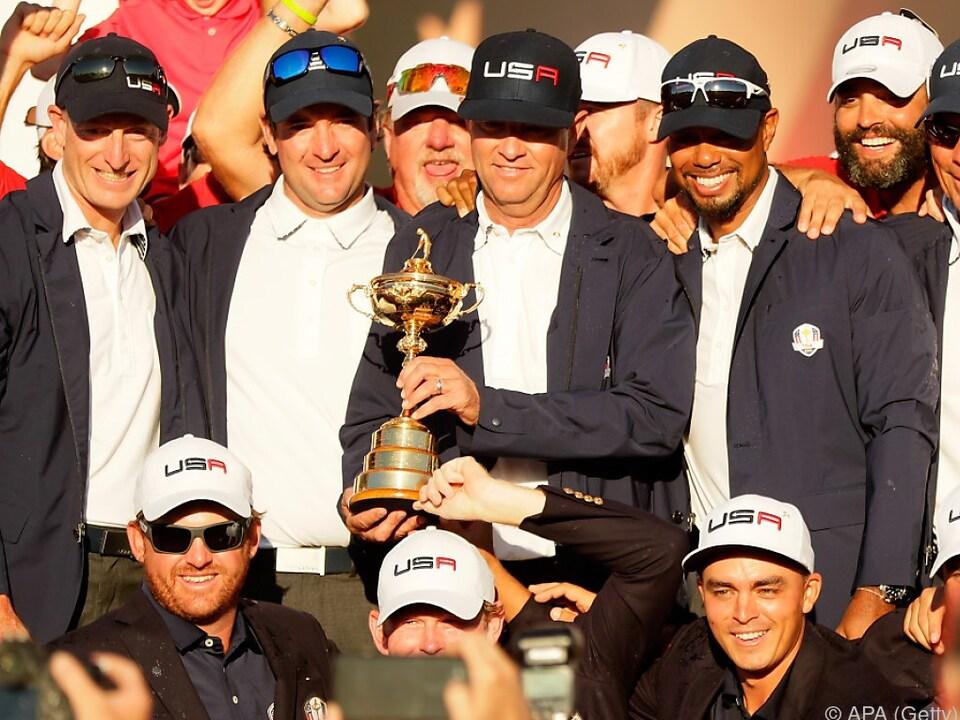 USA siegten erstmals seit 2008