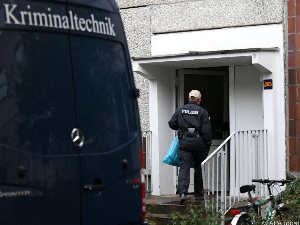 Verdächtiger Syrer wurde in Leipzig gefasst