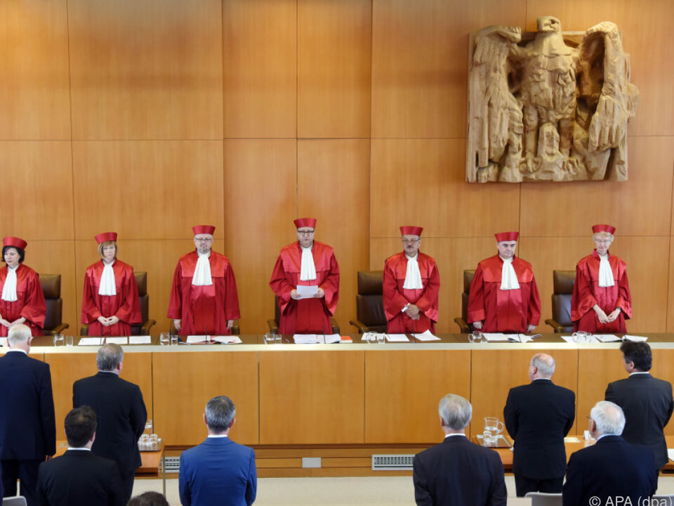 Verfassungsgericht will Entscheidung bereits am Donnerstag verkünden