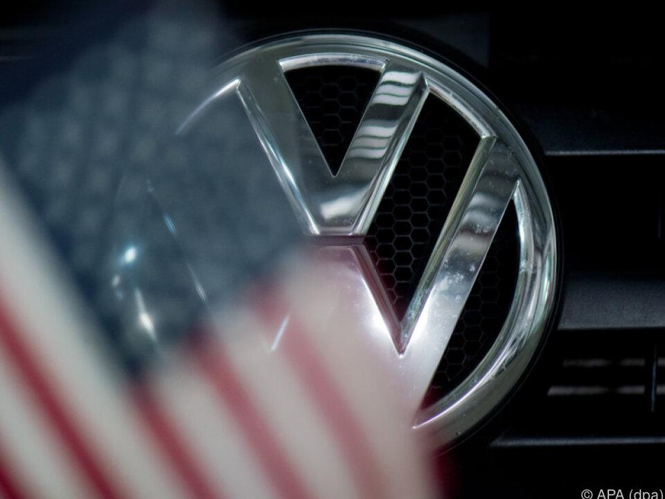 Volkswagen muss in den USA gewaltig zahlen