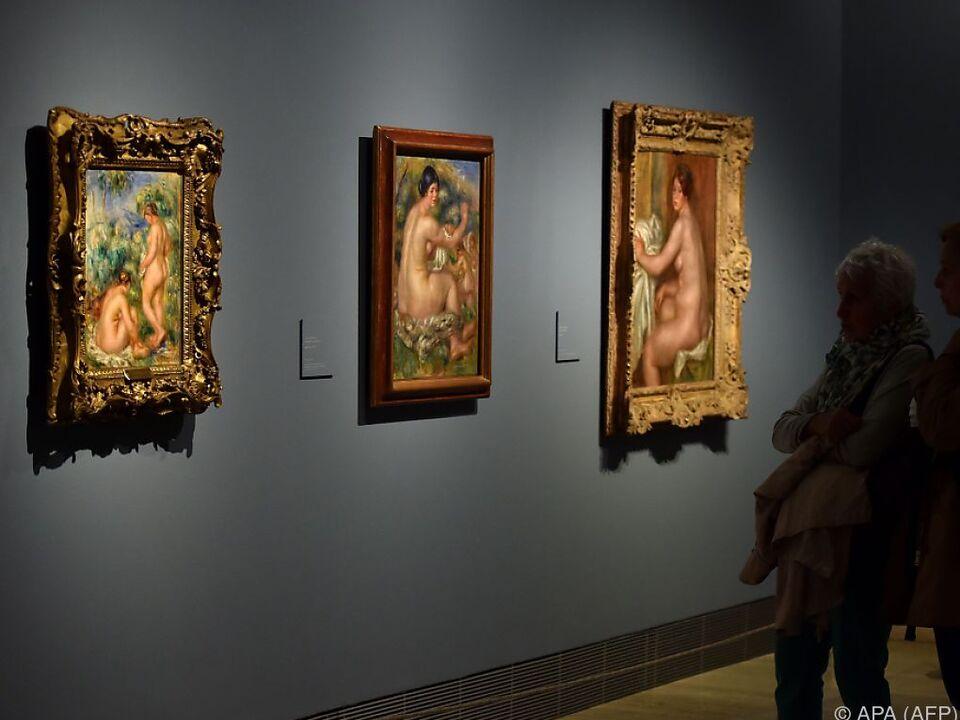 Wahre Meisterwerke des Impressionismus