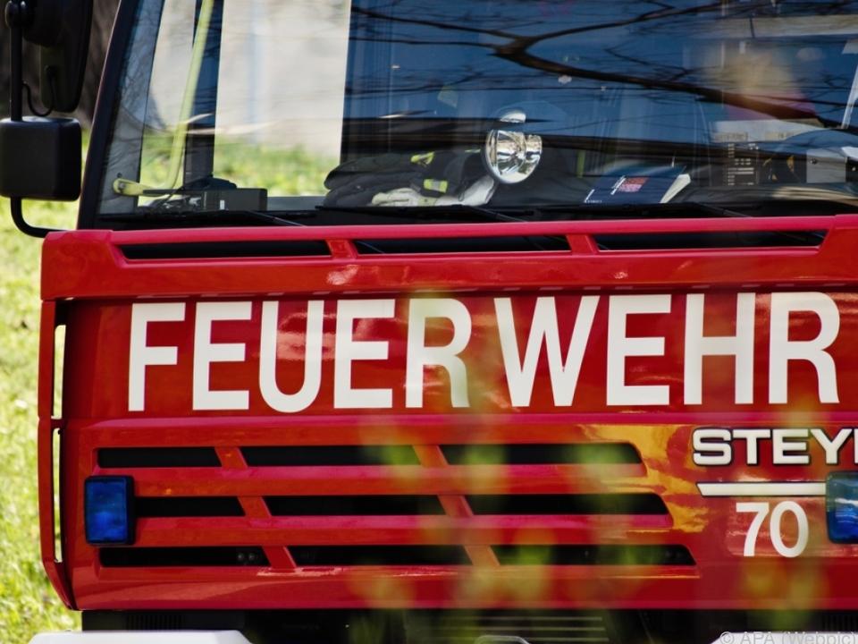 Zehn Feuerwehren waren im Lösch-Einsatz