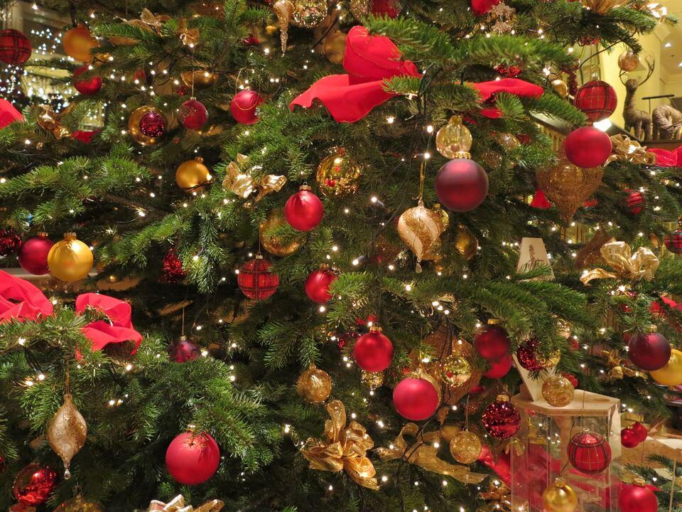 Weihnachten weihnachtsbaum christkind