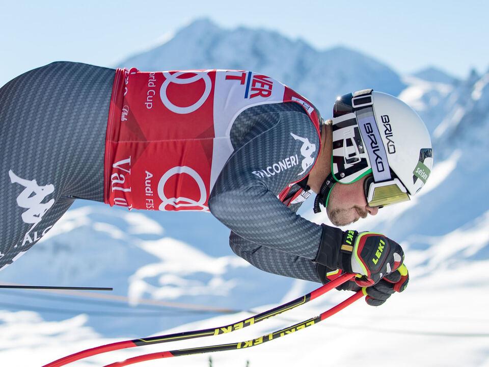 Peter Fill 2016 Ski Alpin, Val d Isere