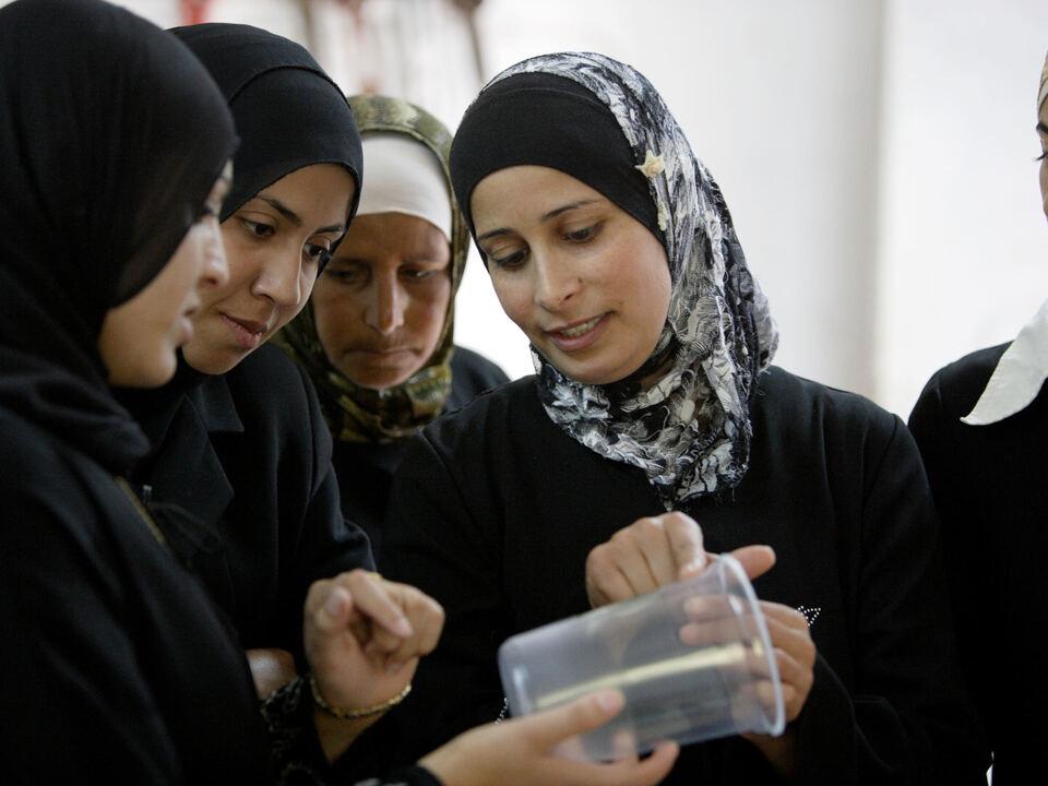 Palästinenser Frauen