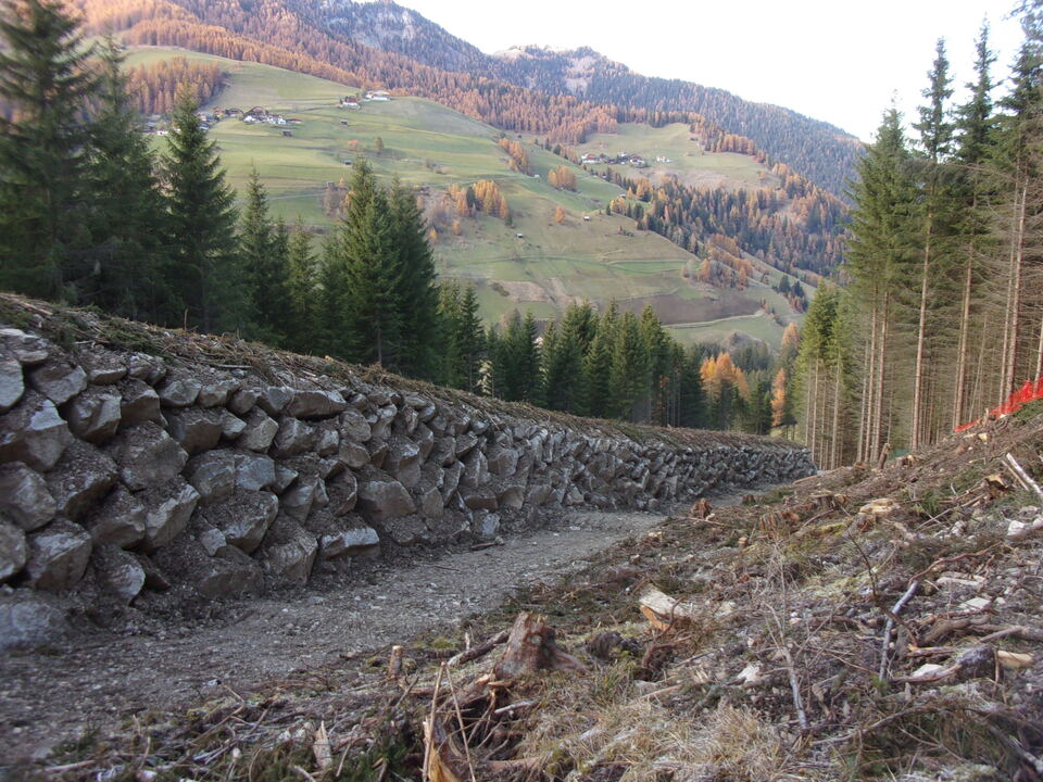 Mure Schutzmauer