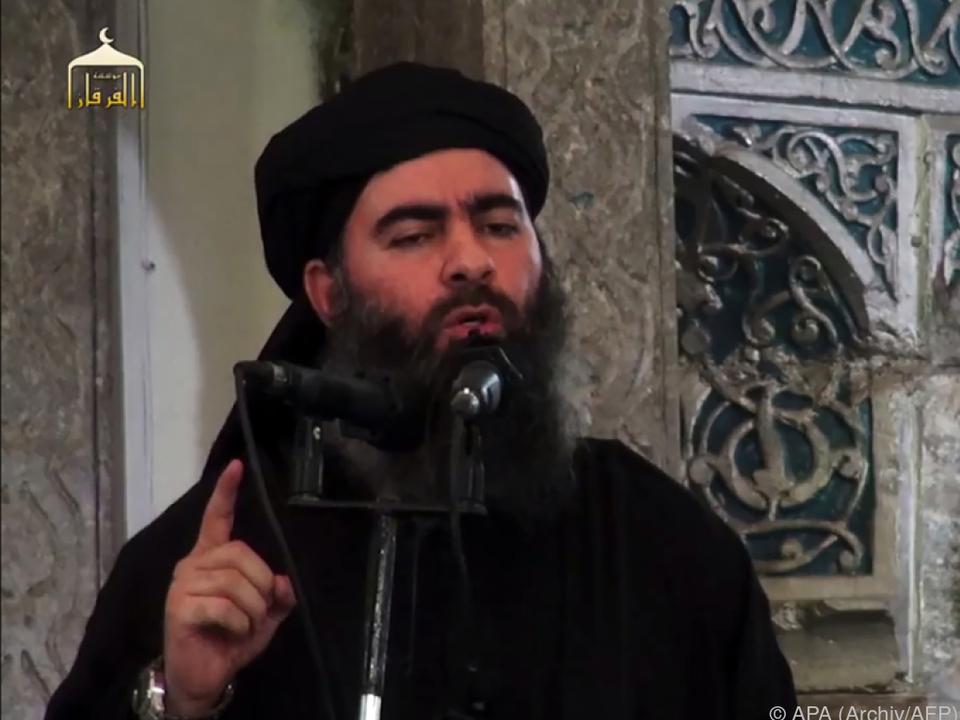 Audiobotschaft wird Abu Bakr al-Bagdadi zugeschrieben